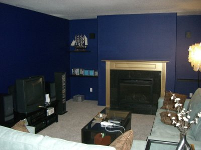 Living room, after, #2